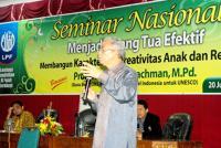 Prof. DR. Arief Rachman, M.Pd.