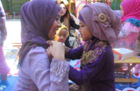 Understanding Kartini as Muslim by Mother and Daughter Contest