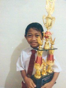Muhammad Fawaid Akbar (IVC) Juara 2 lomba Tahfidz