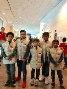 Tim Robotik Juara Lomba di Jepang